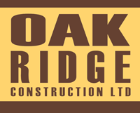 Oak Ridge Construction